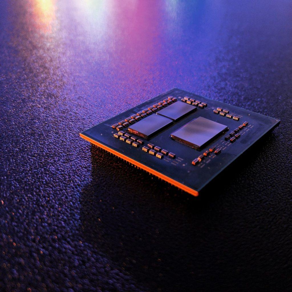 Arriva la next-gen - AMD Zen 2 CPU Die