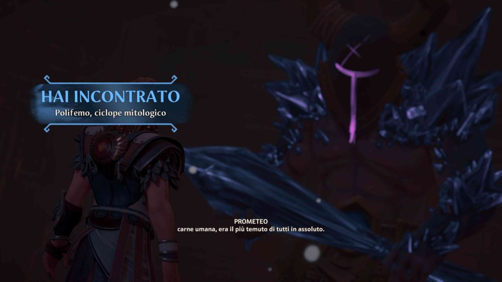 Immortals Fenyx Rising - Polifemo