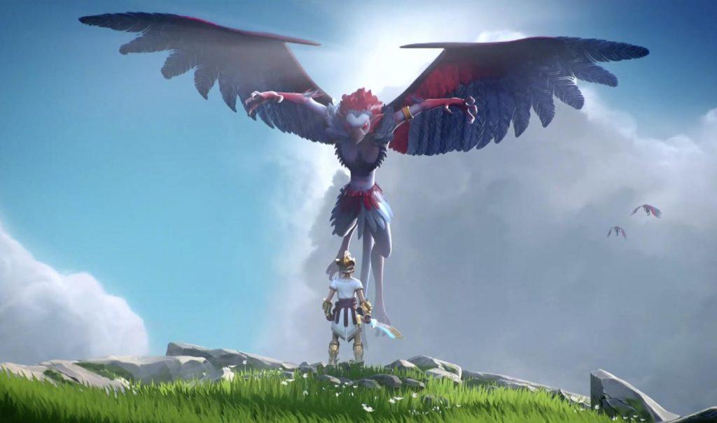Immortals Fenyx Rising - Gods & Monsters