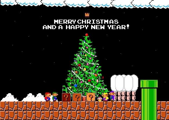 Lettera a Babbo Natale da un Gamer 1