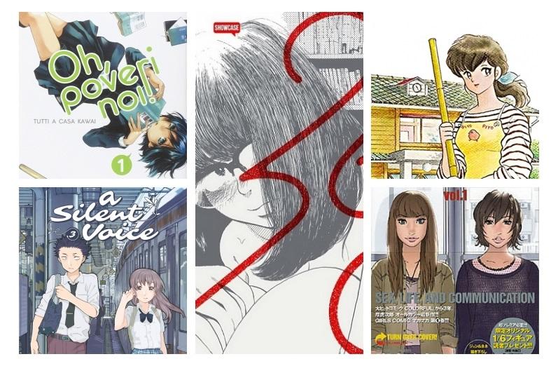 5 Manga slice of life romantici da leggere per l'inverno