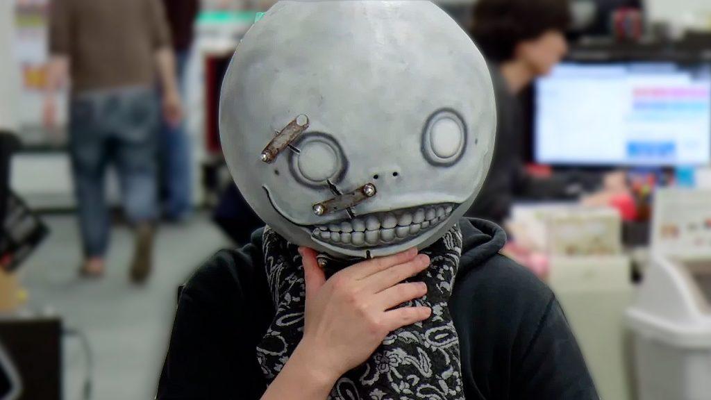 Chi è Yoko Taro, oltre la maschera: la carriera prima di Automata 14