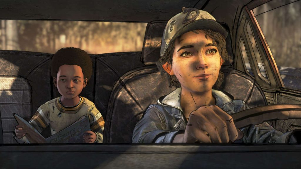 The Walking Dead videogame Telltale Clementine AJ
