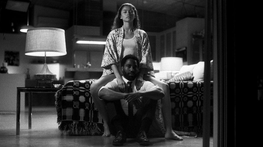 Malcolm & Marie film Netflix Sam Levinson Zendaya John David Washington