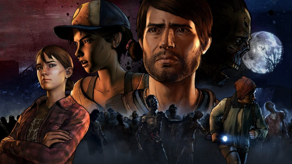 The Walking Dead videogame Telltale Javi Clementine