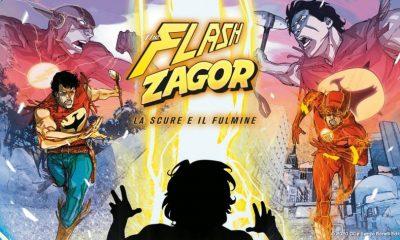 Zagor/Flash n. 0, la recensione 1