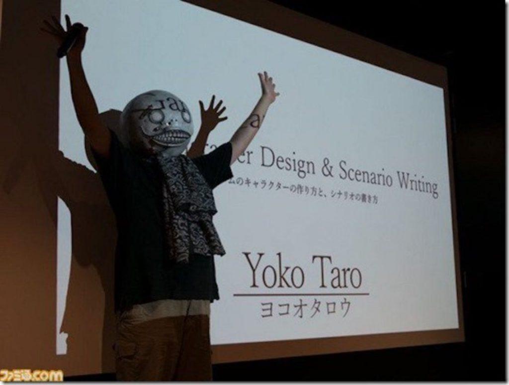Chi è Yoko Taro, oltre la maschera: la carriera prima di Automata 12