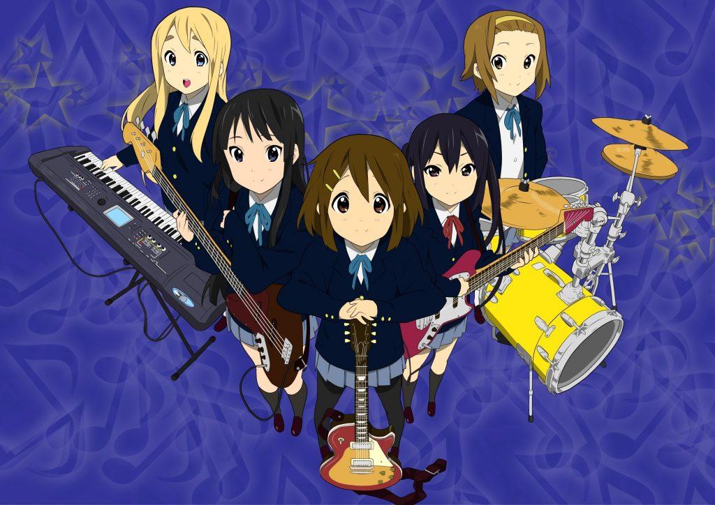 Musica e Anime: Top 5 Anime Musicali 1