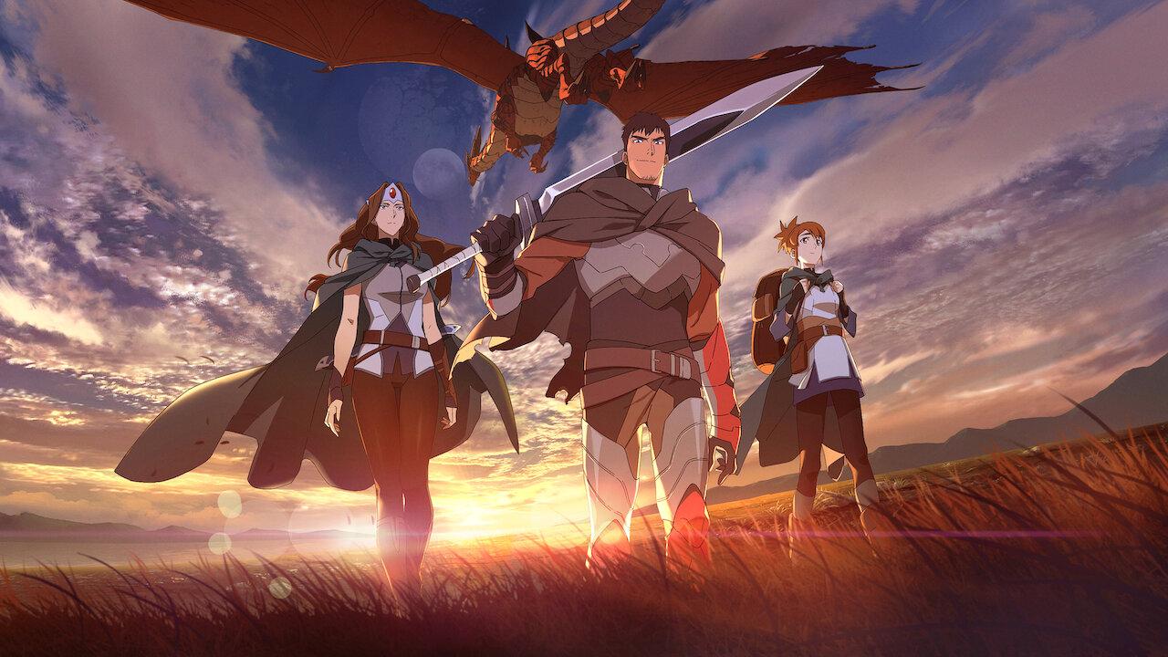 DOTA Dragon's Blood, la recensione: storie di uomini in un mondo di dei 1