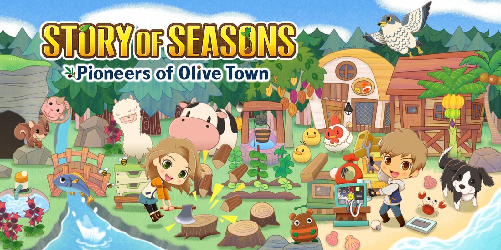 Story of Seasons: Pioneers of Olive Town, la recensione 1