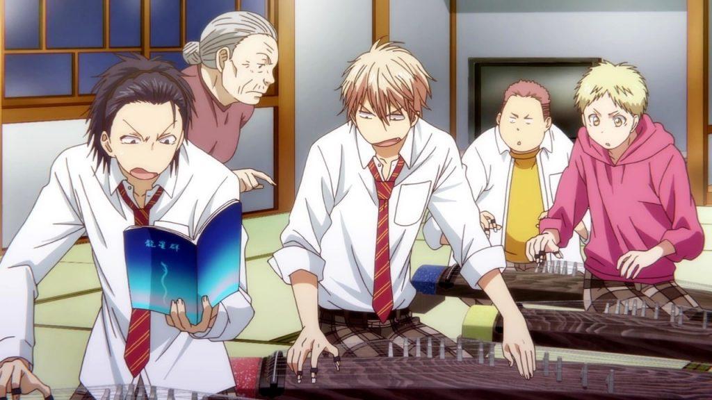 Musica e Anime: Top 5 Anime Musicali 11
