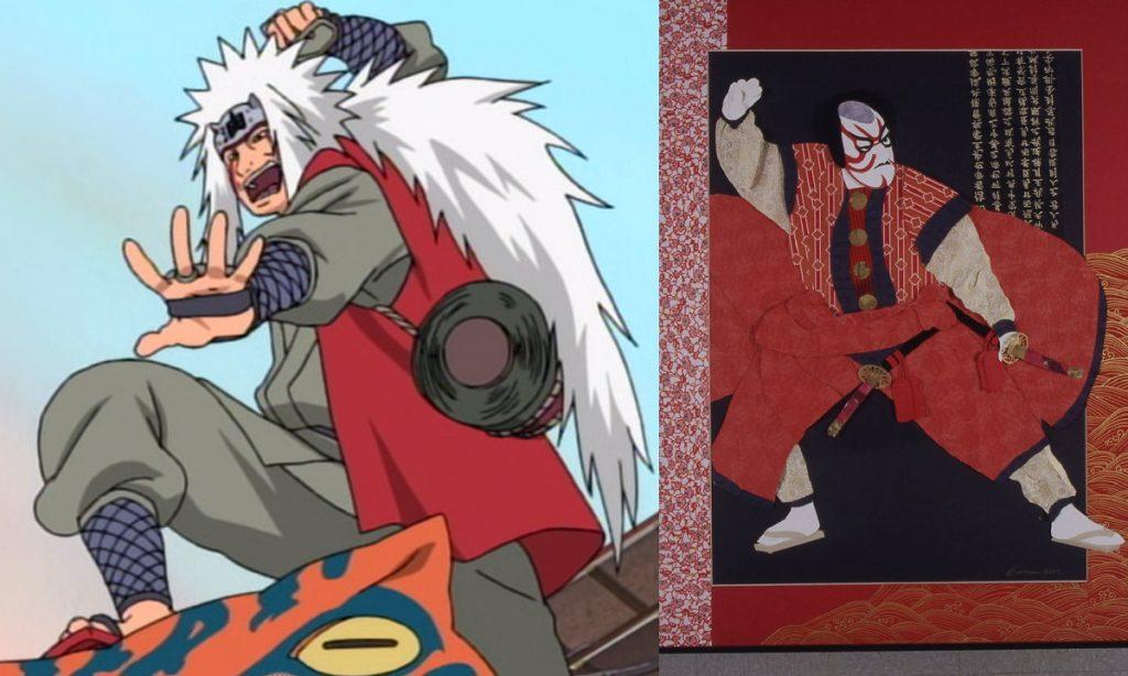jiraiya kabuki naruto