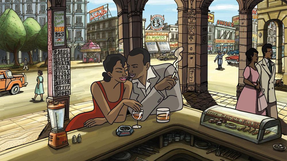 Chico & Rita, la recensione: L'amore ai tempi delle jazz star 1