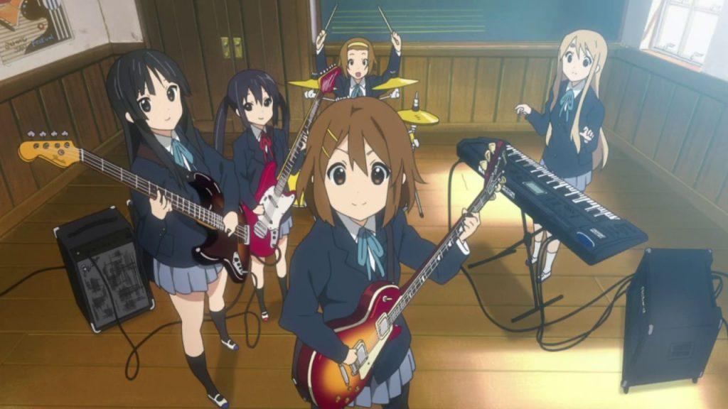 Musica e Anime: Top 5 Anime Musicali 2