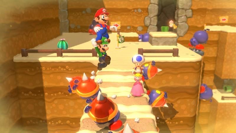 Super Mario 3D World + Bowser's Fury, la recensione: Il Re dei Koopa colpisce ancora 4