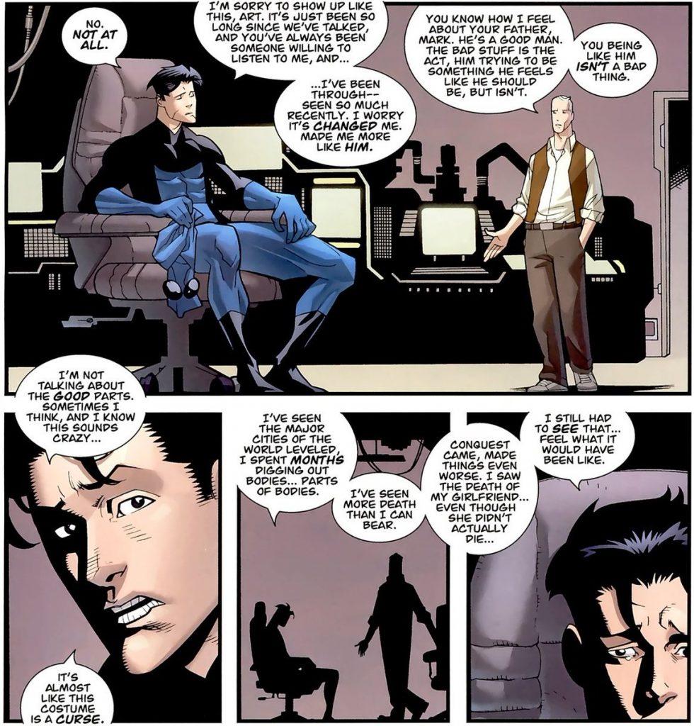 Invincible Robert Kirkman Image Comics Mark Grayson