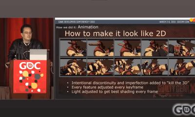 L'animazione di Guilty Gear