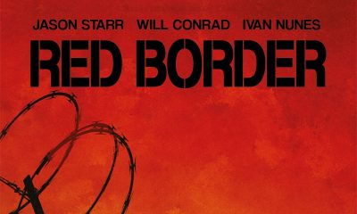 Red Border awa studios star comics