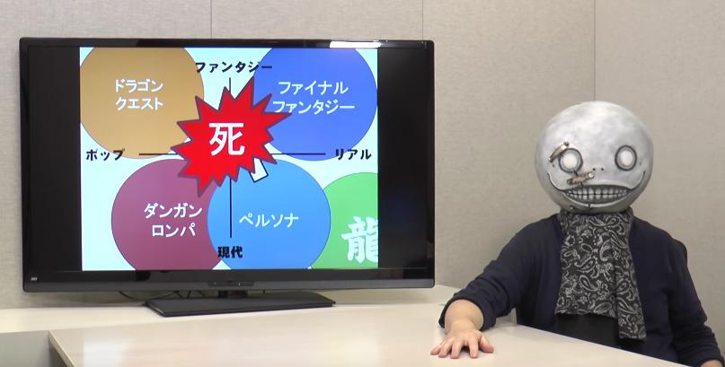 Chi è Yoko Taro, oltre la maschera: il successo di Automata e la nascita della figura pubblica 5