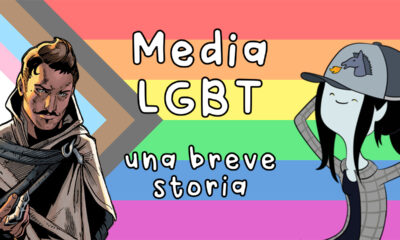 storia lgbtq+ nei media