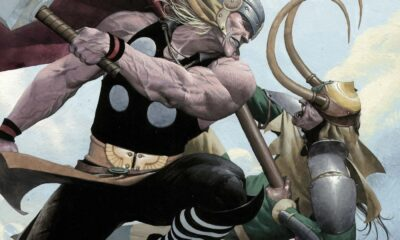 loki thor fratelli di sangue recensione fumetti marvel