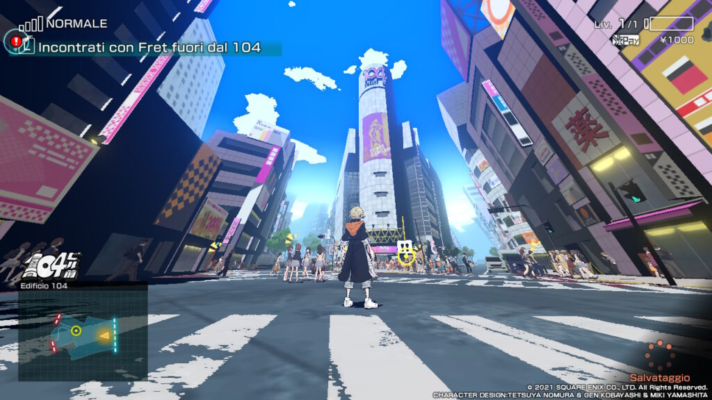 Neo: The World Ends With You, la recensione: una nuova partita 9