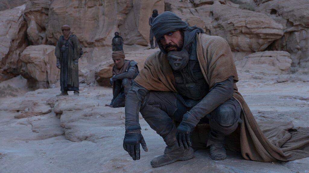 Dune film Denis Villeneuve Arrakis Stilgar Javier Bardem