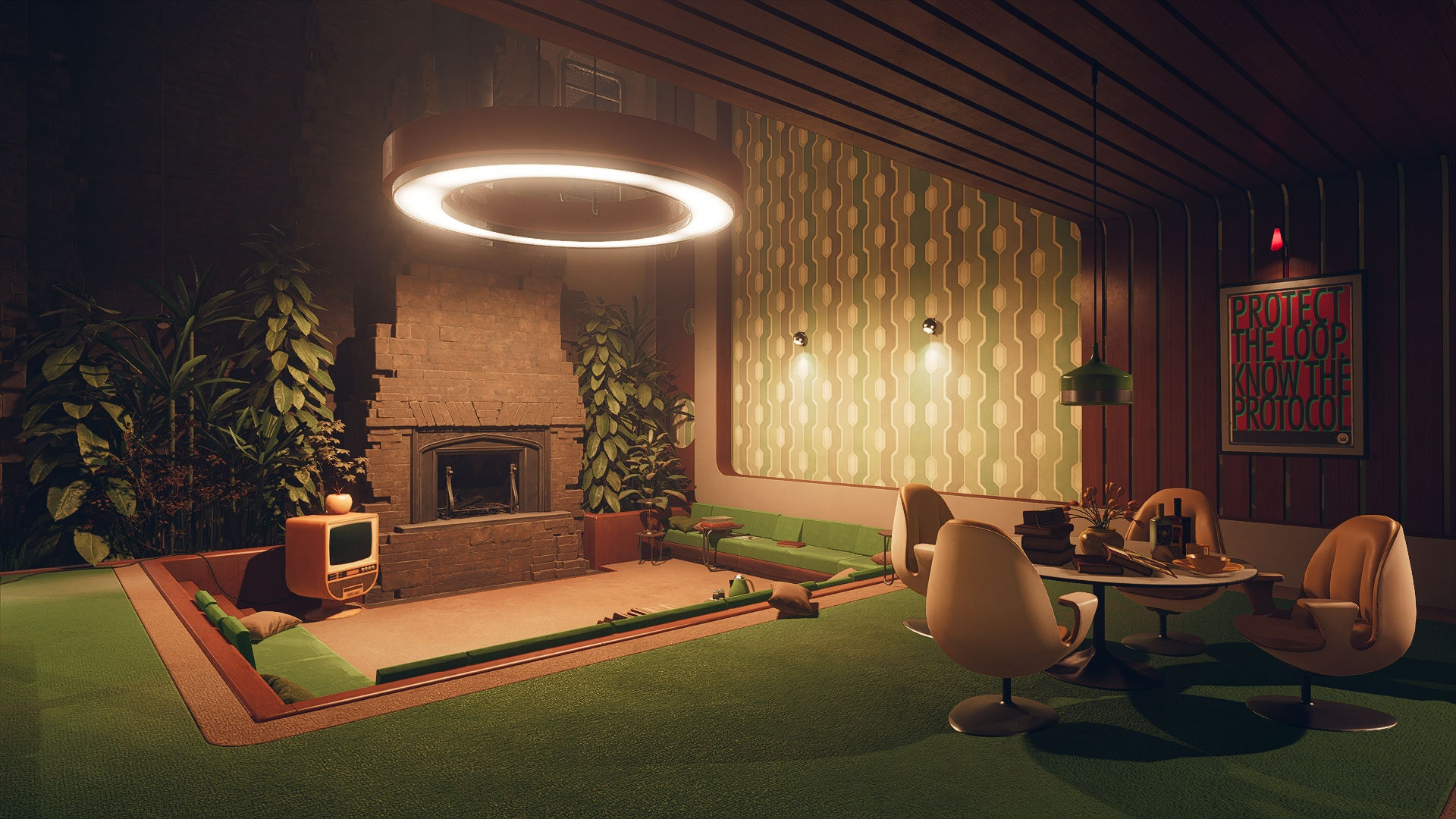 The '60s-Inspired Island in 'Deathloop' Is Worth a Closer Look | WIRED